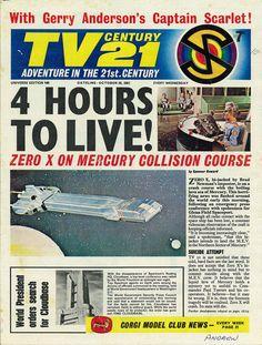 Classic Sci Fi, Classic Comics, Comic Book Characters, Comic Books, Comic Art, Cartoon N, Thunderbirds Are Go, Sci Fi Tv, Lost In Space
