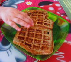 gofri-baba Healthy Sweets, Sandwiches, Breakfast, Baba, Food, Waffles, Morning Coffee, Essen, Clean Eating Sweets