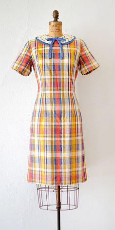 vintage 1960s dress | An Education Dress #1960s #60sdress