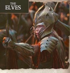 The Elves in the BOTFA !!