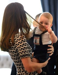 Photos: By George!: The Most Adorable Pictures of Prince George on the Australia/New Zealand Royal Tour | Vanity Fair
