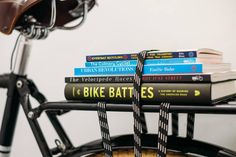 8 great bike books to snuggle up with this fall.