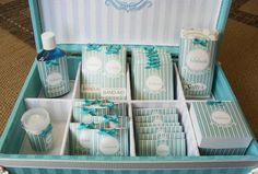Tudo em Caixas - Caixas em MDF e Tecido (67)3211-7767: Caixas 15 Anos - Toaletes(0028CAS) e Kit de Produtos Personalizados(0129CAS) - Vitóri...