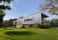 Princeton University Tennis Pavilion - Dattner Architects, photo by R. Vanni