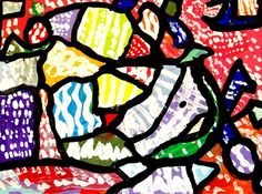 """""""color, line, shape & patterns"""""""