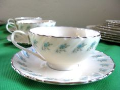 Vintage Teacups Galore from TEAMVINTAGEUSA by Stacy on Etsy