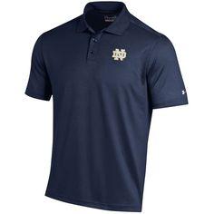 Men's Under Armour Notre Dame Fighting Irish Performance Polo, Size: Medium, Ovrfl Oth