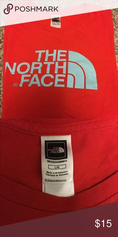 The North Face t-shirt The North Face t-shirt The North Face Shirts Tees - Short Sleeve