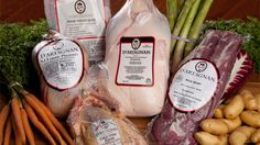 Game Bird and Meat Collection -D'Artagnan