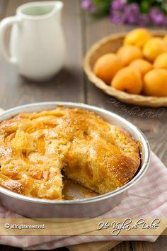 Crostata soffice di albicocche ricetta facile senza riposo