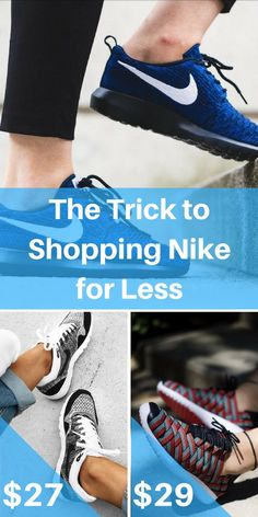 Nike Sale Happening Now! Shop brand new Nike shoes at up to 70% off retail. Tap to download the FREE app today.