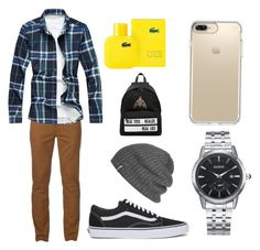 """MY FIRTS MEN SET🙌🏻"" by ositolu ❤ liked on Polyvore featuring Urban Pipeline, Vans, Speck, Outdoor Research, Lacoste, Givenchy, men's fashion and menswear"
