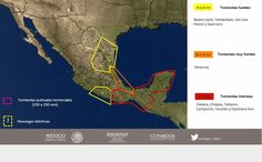 Periodismo sin Censura: Pronóstico Meteorológico General 23 de Octubre del...