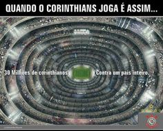 Logo mais, no Pacaembu, tem Corinthians X San... Brasil!