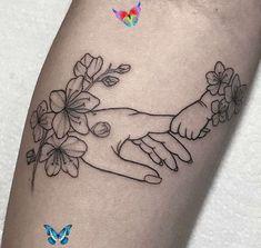 Mutterschaft Tattoos, Mommy Tattoos, Dope Tattoos, Body Art Tattoos, Mama Tattoo, Baby Tattoos For Mom, Tattoo Baby, Tatoos, Name Tattoos For Moms