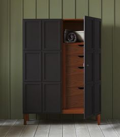 The Frey Armoire by Pinch Design. Just perfect.