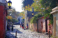 Photographs of Colonia del Sacramento, by photographer Bernardo Galmarini (www.photo-tours.com.ar)