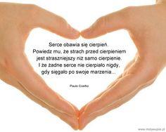 Serce i Coelho :) | www.MotywujSie.pl