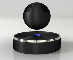 OM/ONE Levitating Bluetooth Speaker   DudeIWantThat.com