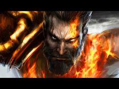 Deimos, God of War Sparta Wallpaper, World Of Warcraft Tcg, Infamous Second Son, Kratos God Of War, Concept Art World, Fantasy Creatures, Mythology, Artist, Gaming