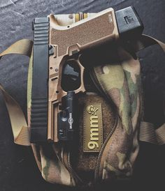 """1,247 Likes, 11 Comments - Brownells, Inc. (@brownellsinc) on Instagram: """"Glock Fawwwty @realdirtyharry built using parts from @brownellsinc! She Hot! #brownells #gun…"""""""