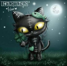 Frightlings.... St Patricks day