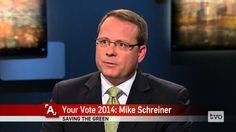 Your Vote 2014: Mike Schreiner