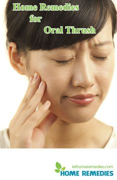 Here are the top 10 most effective home remedies for oral thrush which you can easily apply at home in order to get rid of oral thrush and prevent the bacteria from infecting you ever again… Oral Health, Health And Wellness, Oral Thrush Treatment, Dental Facts, Natural Home Remedies, Natural Treatments, How To Apply, Better Health