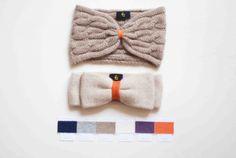 flouzen cashmere headbands AW12