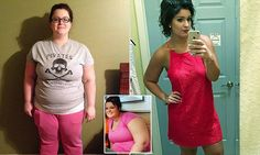 Obese pasta-lover loses 120lbs (nine stone) in a YEAR