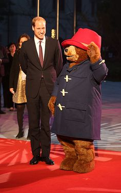 Before the screening, which was attended by a host of Chinese film stars and producers, the Duke of Cambridge told the 500 guests that he hoped more Chinese people would consider studying film in his native country. He also thanked Paddington Bear for escorting him up the carpet, and revealed that he is a big fan of the character who is originally from Peru.