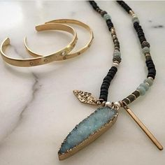 Fall Collection is here and these semi precious stones are to die for. www.stelladot.com/amandatheisen