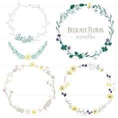 Lucy-Banaji_Delicate-Floral-Wreath-Cover