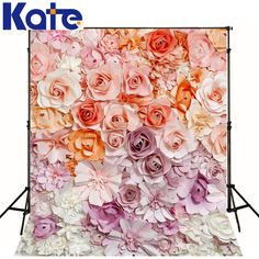 Hi there,  ~Welcome to our store~ We are a professional photography backdrop manufacturer.Our mainly backdrops for Newborns,Child,Adults,Family,Wedding Stage,Birthday&Holiday Party,Cake&Food photography.We strive to provide the highest quality, excellent service and incredible lowest price for you.If you have any questions plz feel free to contact us, and we will happily reply you in 12 hours. -------------------- Size: All backdrops are printed in width x height format. Small size: 3...