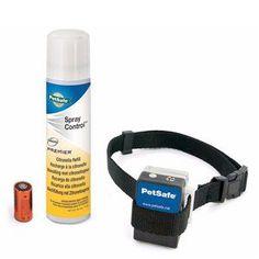 PetSafe Gentle Spray Bark Collar