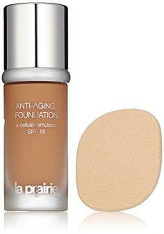 La Prairie SPF 15 Anti-Aging Foundation for Women, # 700, 1 Ounce