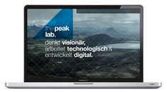 the peak lab. Corporate Identity on Behance