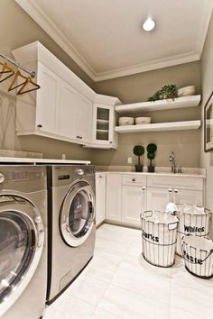 Perfect Clean Laundry room makeover