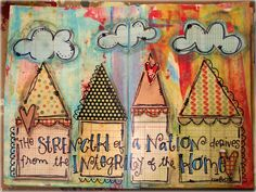 Integrity Collage - great words