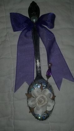 a spoon I altered for a swap