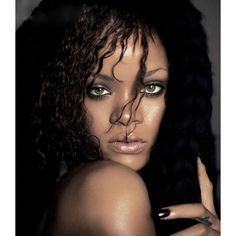 Esquire Editorial A Night in the Life of Rihanna, November 2011 Shot... ❤ liked on Polyvore featuring rihanna, models, backgrounds, people and editorials