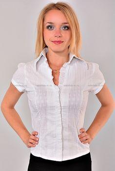 Рубашка Г7944 Размеры: 42-46 Цена: 255 руб.  http://odezhda-m.ru/products/rubashka-g7944  #одежда #женщинам #рубашки #одеждамаркет