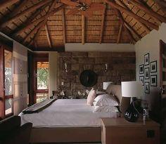 African safari travel at its best. New Safari, Kwazulu Natal, African Safari, Lodges, Bedroom, Architecture, Inspiration, Furniture, Hotels