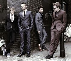 Mcfly exclusive: group therapy (after reading this, I may have to buy their book [I have missed the boys])