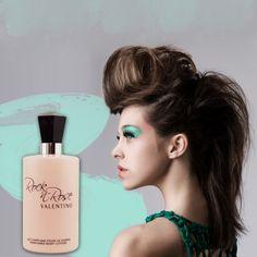 valentino rock rose eau de parfum