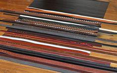 DIY Leather Belt Rug   Lilyshop Blog by Jessie Jane