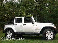 My Bday Present from my husband that dropped down from the heavens to make my life complete. Hopefully, certainly, he can say the same about me. 2012 Jeep Wrangler, Jeep Wrangler Unlimited, Jeep 4x4, Heavens, Jeeps, Badass, Husband, Life, Beautiful