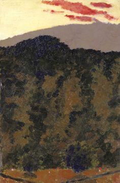 Landscape, c.1900 - Edouard Vuillard