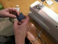 Como coser las telas para el perfecto patchwork a máquina
