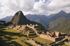 Machu Pichu!